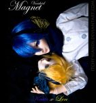 BJD cosplay: Vocaloid Magnet2 by Itchy-Hands