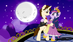 Moonlight Dance Twi and Peter by MLR19
