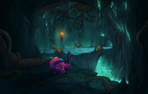Boss Cave by lexie-smith