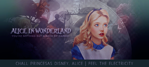 Alice in wonderland by xeternalmasquerade