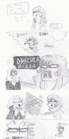 Cacophony of the Night pt1 by TeamAquaSuicune