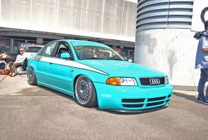 RACEISM Event 2014 - Audi S4 B5 by 2micc