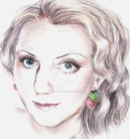 Evanna Lynch by LeahRosslyn