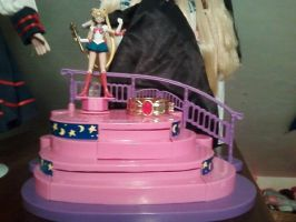 My Sailor Moon dancing jewelry box 11.7.11 by aliciamarie923