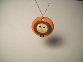 kenny necklace by pottymouthgrl