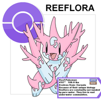 REEFLORA old by Cerulebell