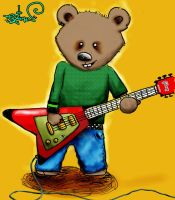 Rocking Bear by TheZakMan