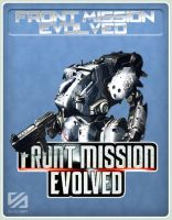 Front Mission Evolved HQ Icon by ReDes1gn