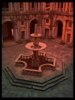 Blood Fountain by morningeuphoria