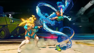 Chun Li Alpha 1st Edition by Dusdeus