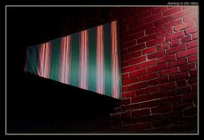 Awning in the Alley by boron