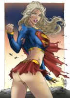 Supergirl. . by g45uk2
