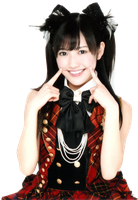 Mayu Watanabe (AKB48) PNG Render by classicluv
