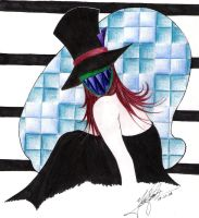 Girl with the Hat by nelson1990