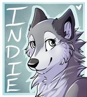 Indie Badge by Amathaze