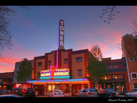 Tower Theater by shaylor