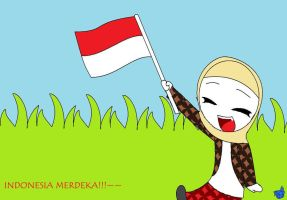 My Indonesia My Place xD by veichimera