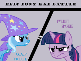 EPIC PONY RAP BATTLE V2 by Rocky44