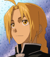 Edward Elric by terielle