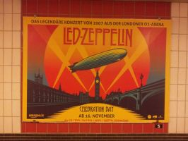 LED - ZEPPELIN by BerlinPelicanMotion
