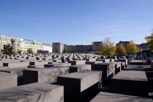 Holocaust monument by The--Unknown--Poet