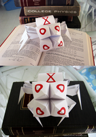 Paranatural: Origami Eightfold by FallenUmbrella