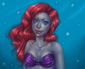 Under The Sea by TheComicStream