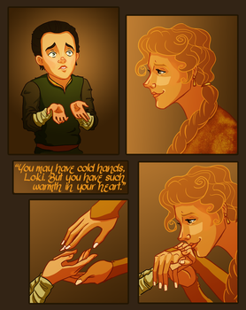 Cold Hands, Warm Heart by Rotae