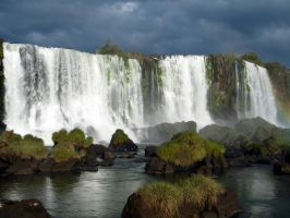 Waterfall Wishes  -Brazil- by vlada-k