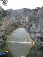 le pont d'arc en Ardeche by atsumimag