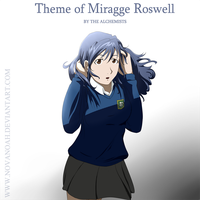 Theme of Miragge Roswell by NoVaNoah