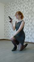 Agent Lisa 11 by Panopticon-Stock