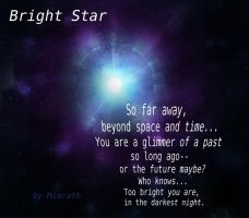 .:Bright Star:. by Miarath