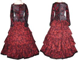 Mrs Lovett's Dress by RetroscopeFashions