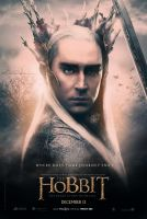 Desolation of Smaug fan poster 2 (Thranduil) by crqsf