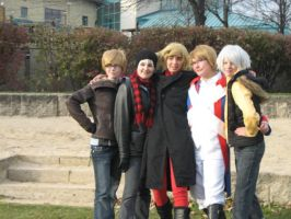 APH Day 2013: Awesome Trio Sandwich by Yuki-the-Trickster