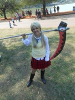 Hey guys! ~Maka Alabrn by IrisJovem