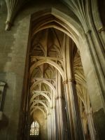 Gothic Vaulting by Party9999999