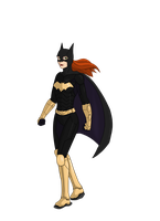 Batgirl by bountyDBZ