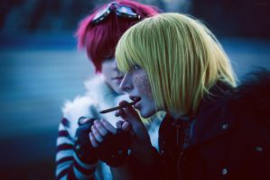 Matt and Mello #1 by Tovarish-N