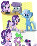 Starlight and Her Friends by uotapo