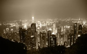 City Scape :: The Peak by mc-cool