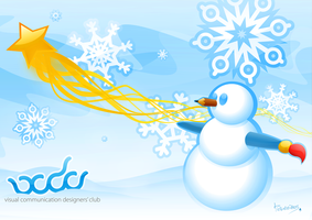 vcdc-snowman by antonist