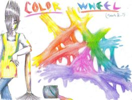 Color Wheel...Sort of by AaronThor