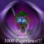 'Groovy': 1k Pageview Pic. by BTech