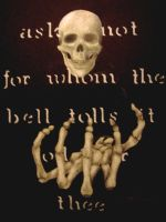 For Whom the Bell Tolls by viciousoul