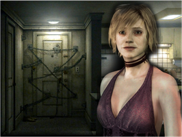 Heather Mason In Silent Hill 4 by punkprincess898