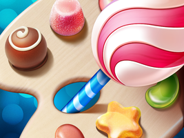 Sweet App Icon by Ramotion