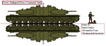 (ALT) Soviet Stalingrad Heavy Command Tank by TinkerTanker44432