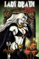 Lady Death Ritual by leandro-sf